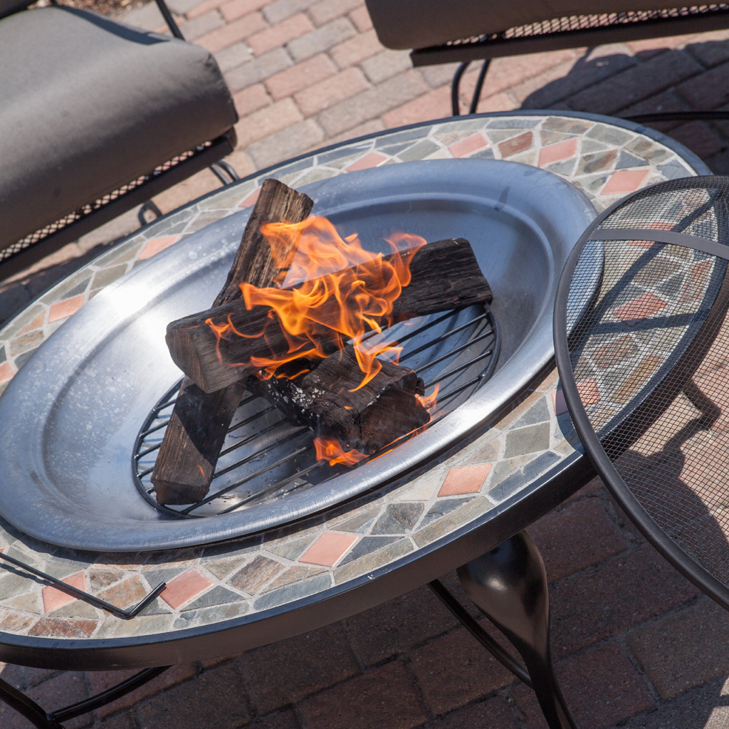 Fire Pit Bowls Stainless Replacements | FIREPLACE DESIGN IDEAS