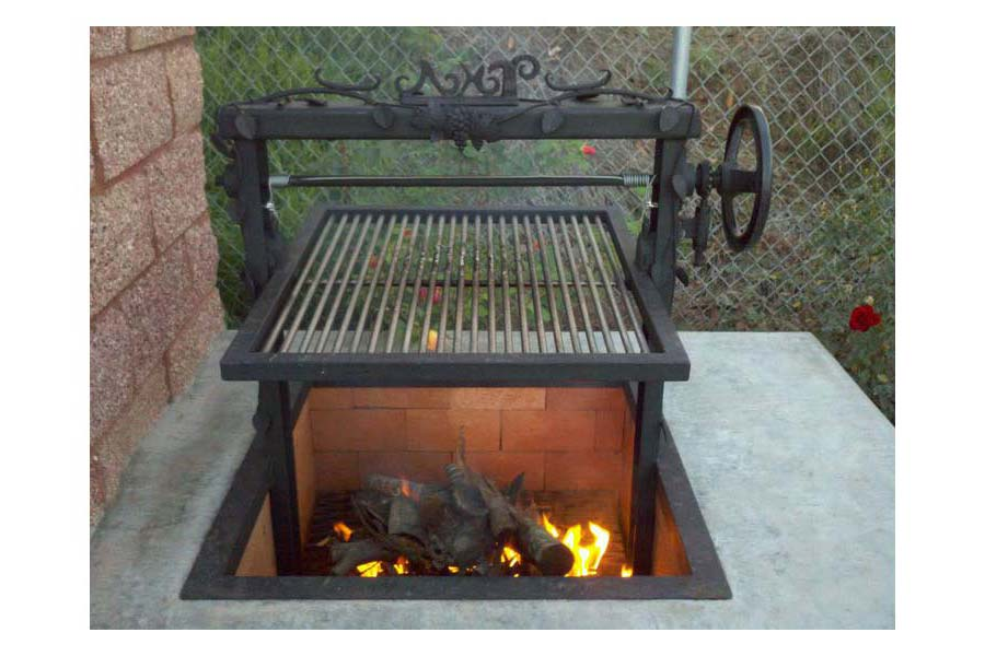 Fire Pit Cooking Accessories Fireplace Design Ideas