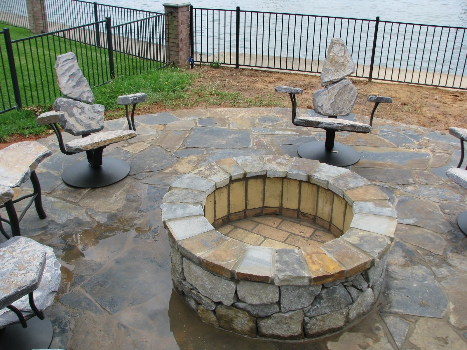 Merveilleux Fire Pit Furniture