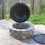 Fire Pit Insert Ring