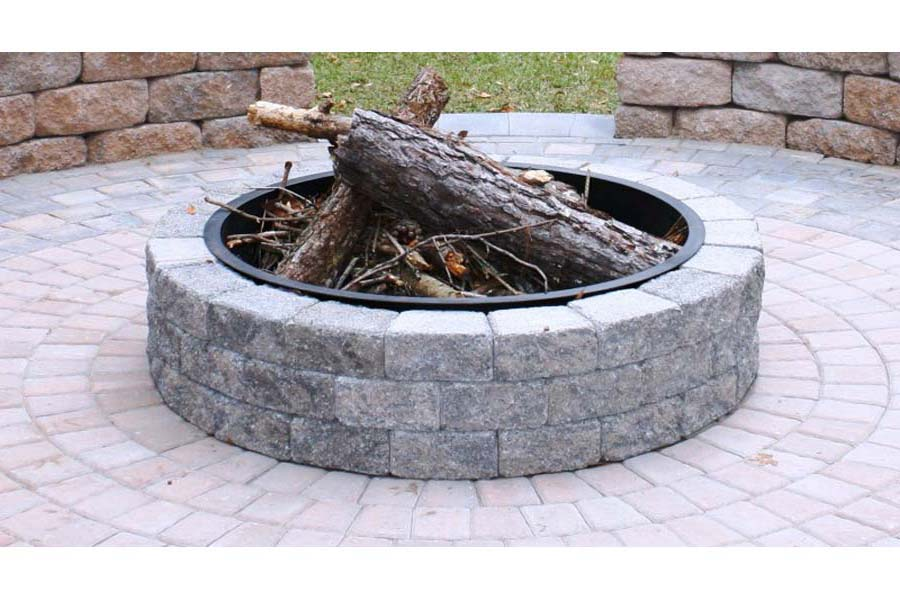 Fire Pit Ring Insert