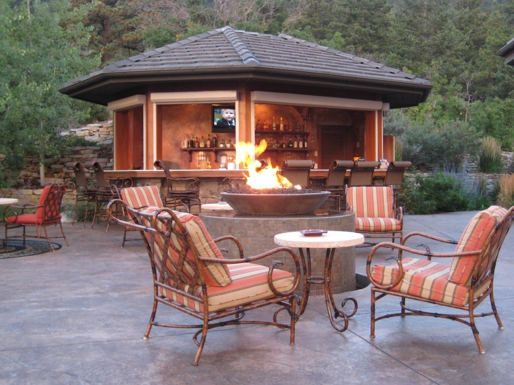 Fire Pit Seating Area Ideas