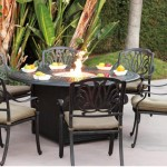 Fire Pit Seating Set