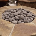 Fire Rock for Fire Pit