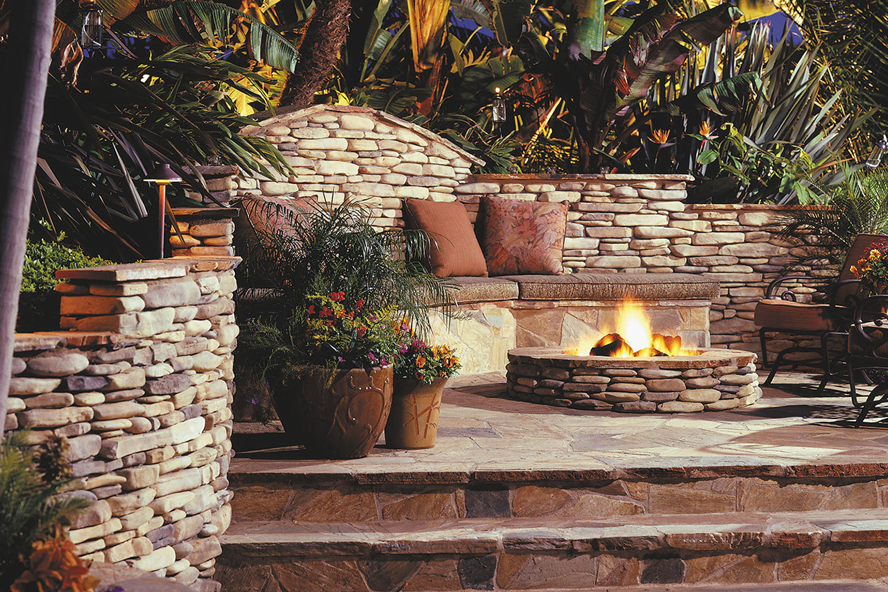 Fire Stones for Fire Pit