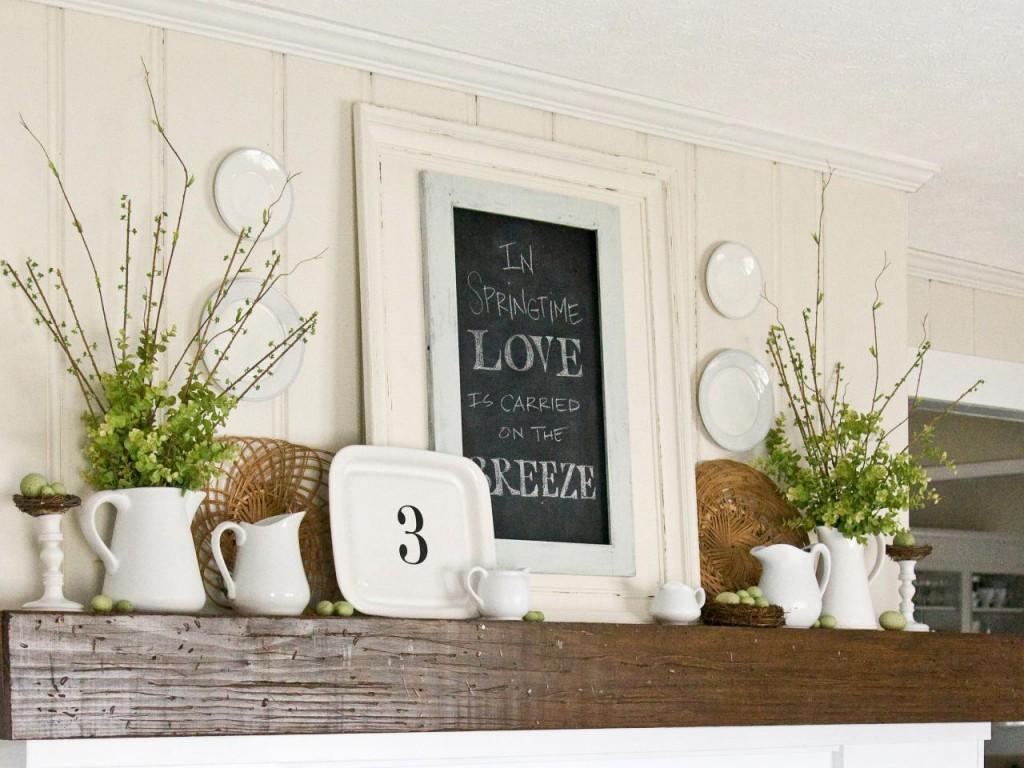 Fireplace Mantel Designs DIY
