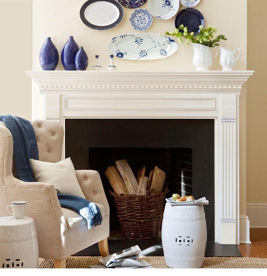 Fireplace Mantel Surrounds Designs