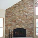 Fireplace Stone Veneer Installation