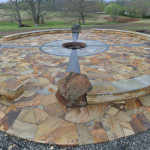 Flagstone Fire Pit Instructions