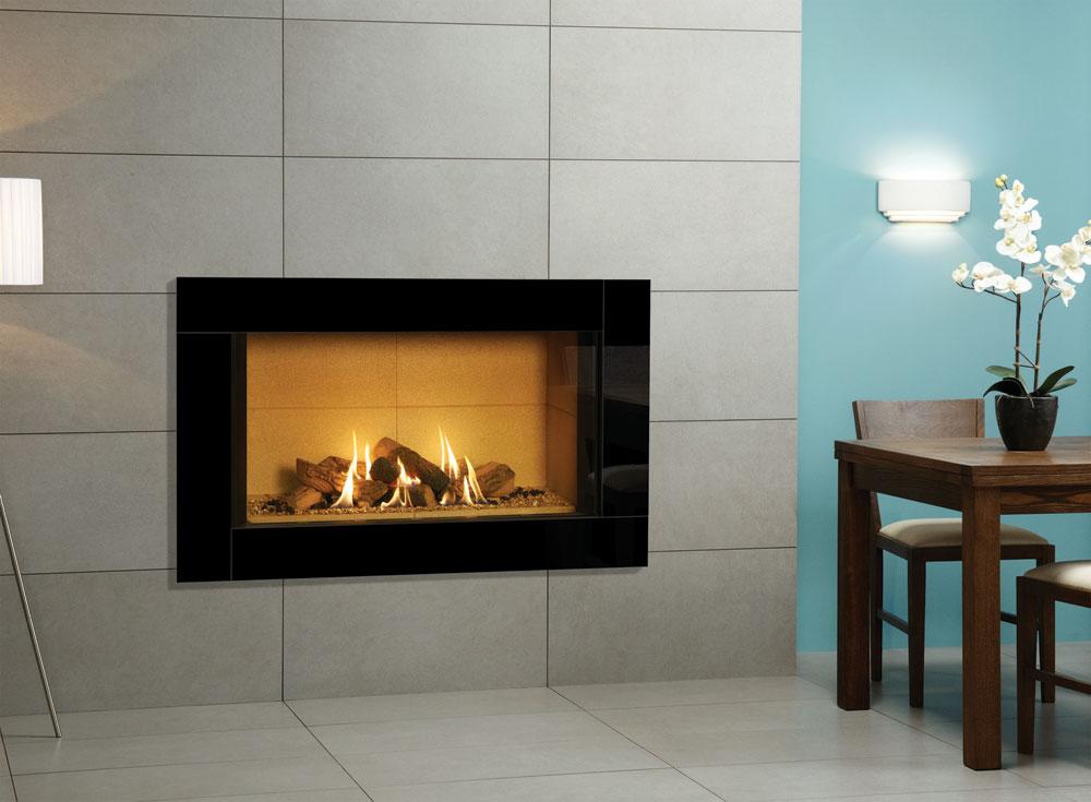 Gas Fire Surrounds Fireplace Design Ideas