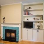 Gas Fireplace Mantel Surrounds