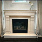 Gas Fireplace Mantels Designs