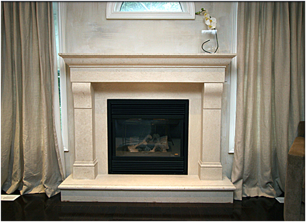 Gas Fireplace Mantels Designs Fireplace Design Ideas