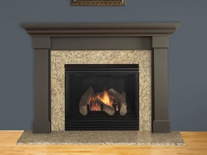 Gas Fireplace Surrounds