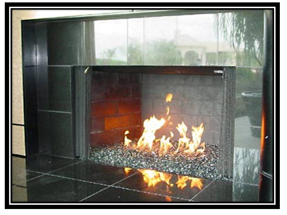Glass For Fire Pit One Of The Best Choices For Decoration Fireplace Design Ideas