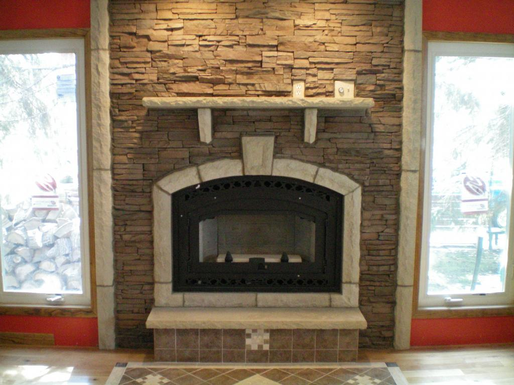 Hearth Stone for Fireplace