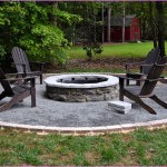How to Build a Rock Fire Pit