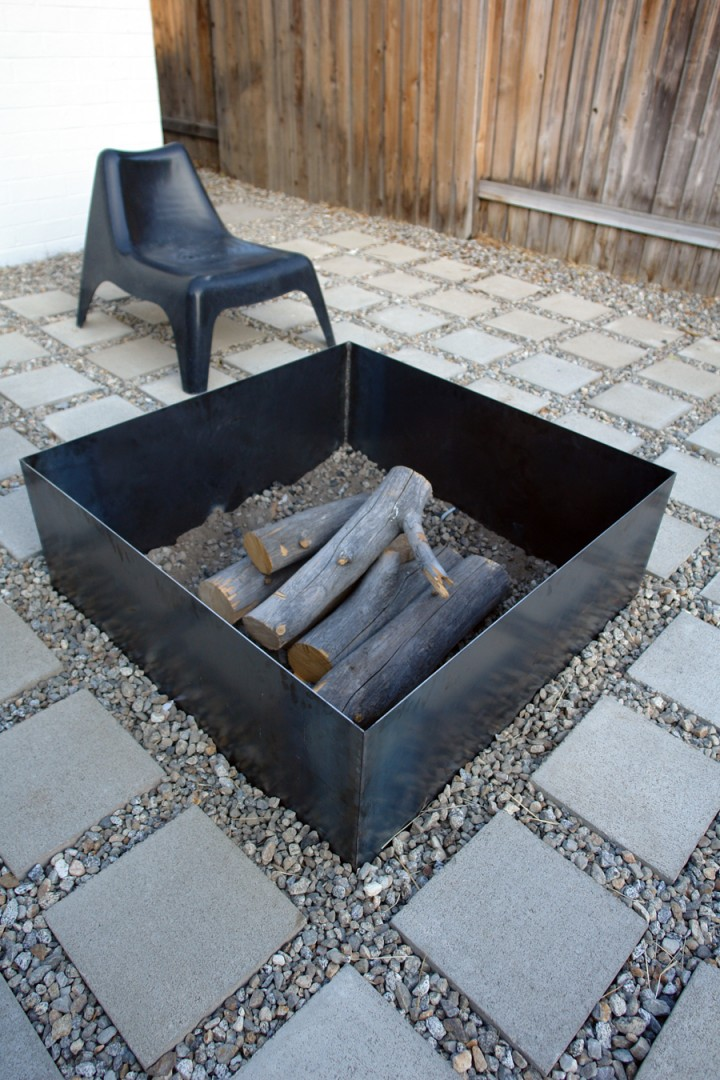 How to Build an Easy Fire Pit