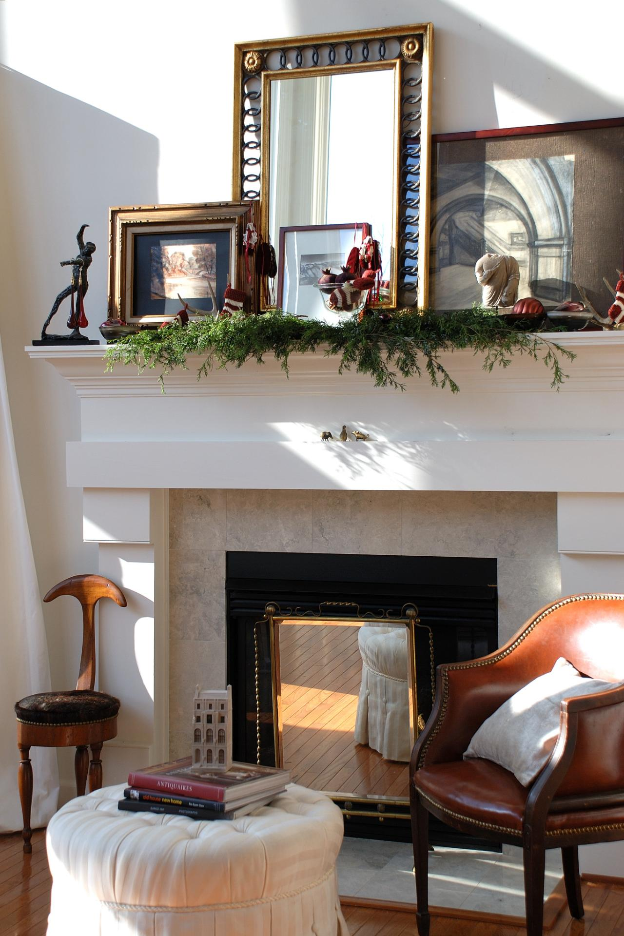 How To Decorate A Fireplace Hearth Fireplace Design Ideas