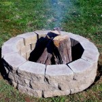 How to Make a Cheap Fire Pit