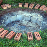 How to Make a Fire Pit Out Of Bricks