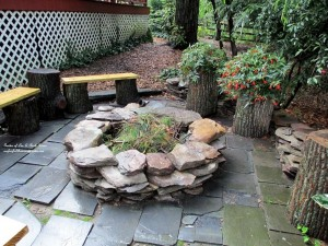 How to Make a Rock Fire Pit