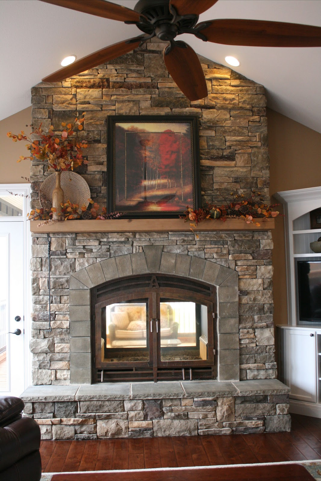 indoor outdoor fireplace design fireplace design ideas