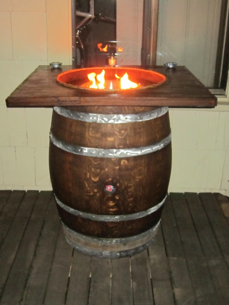 Indoor Tabletop Fire Pit
