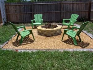 Inground Fire Pit Plans