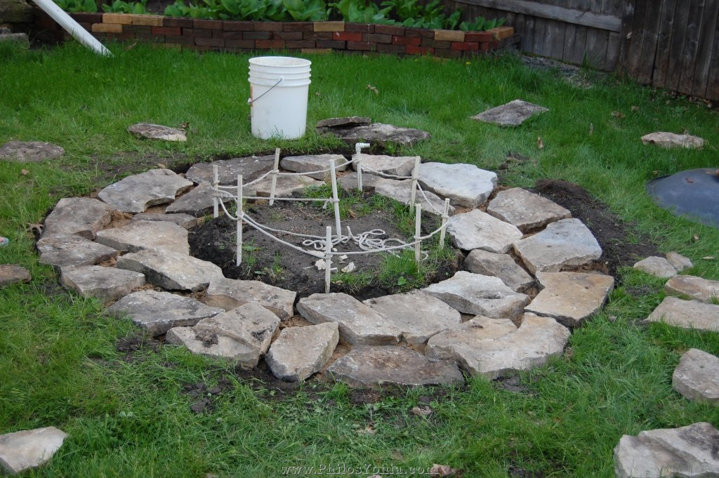 Inground Fire Pit Ring