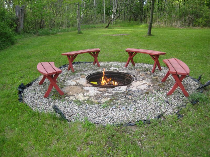 Inground Fire Pit