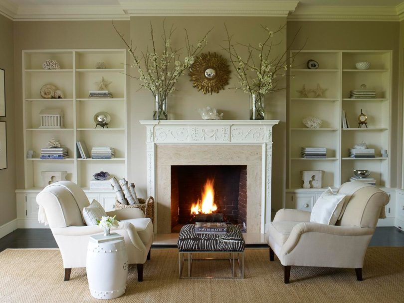 New Living Room Fireplace Ideas Interior