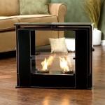 Loft Portable Indoor Outdoor Fireplace