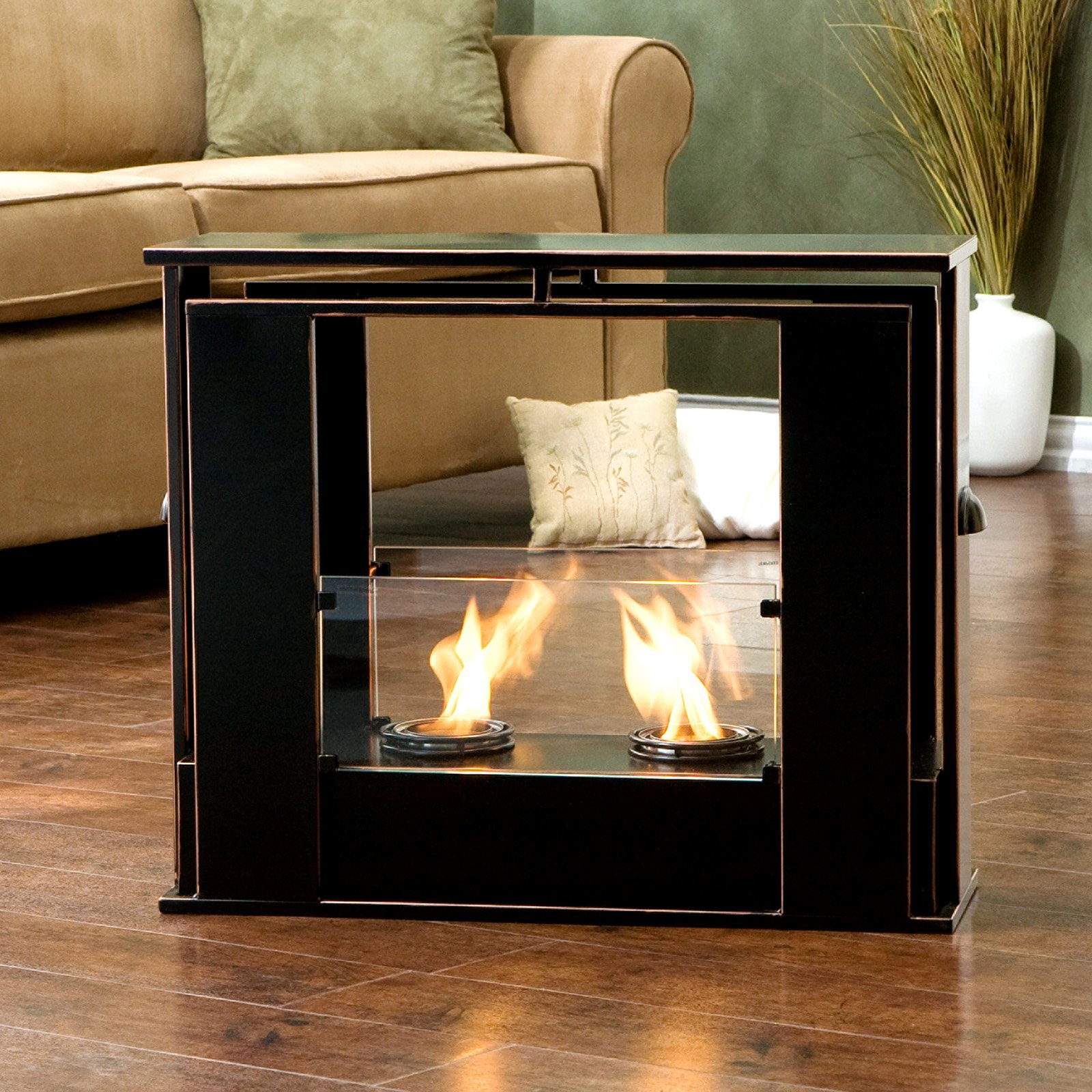 Loft Portable Indoor Outdoor Fireplace