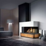 Modern Fireplace Surround Design Ideas