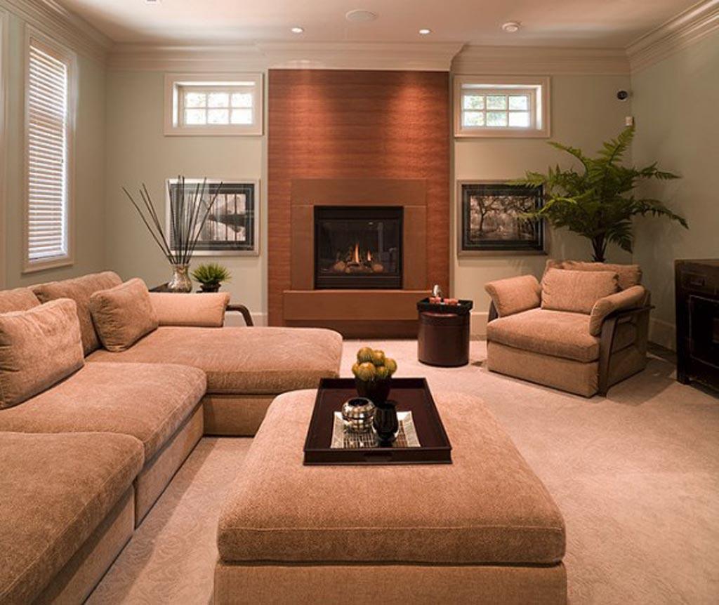 Modern Fireplace Surrounds Design