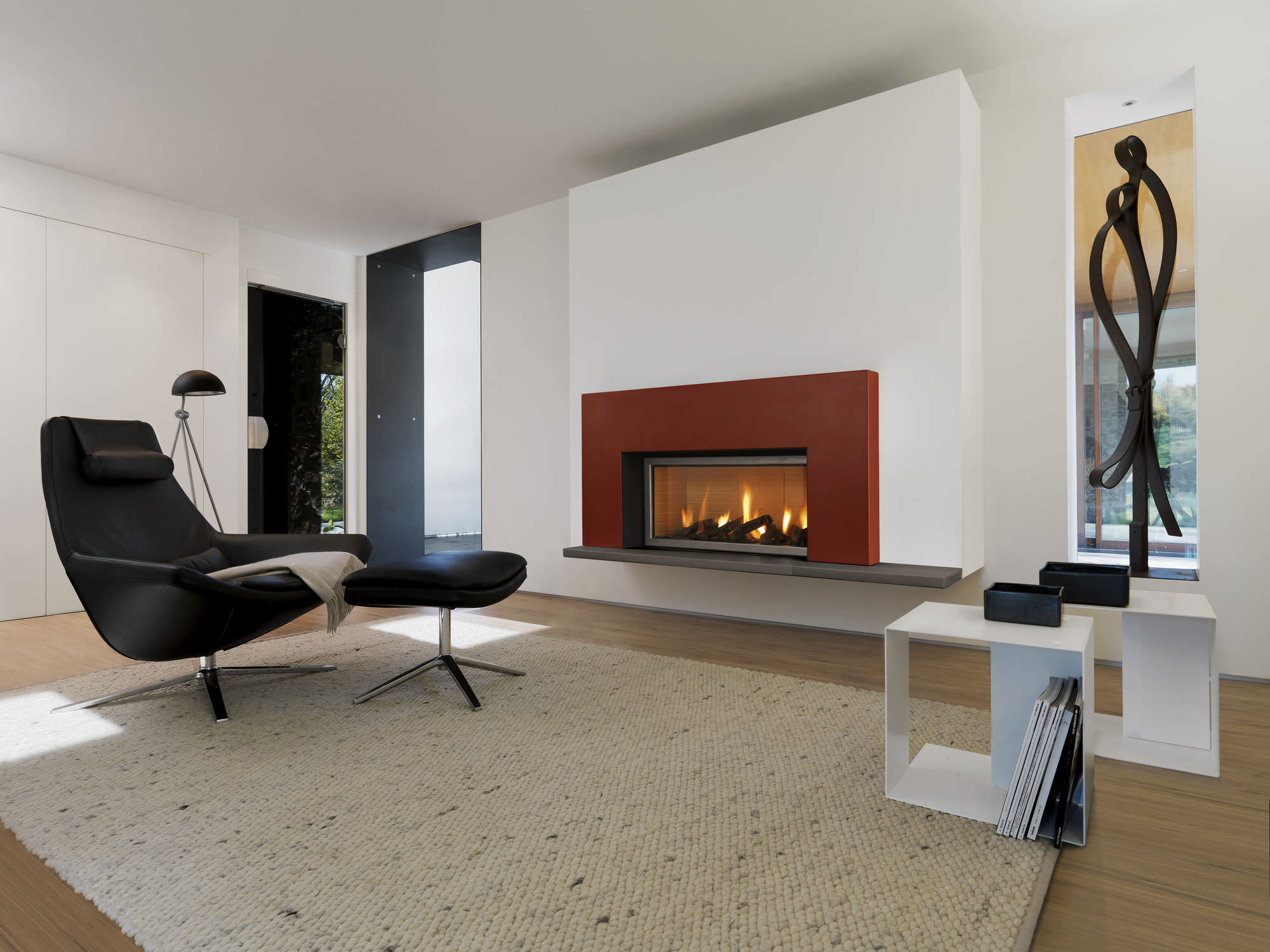 Modern Fireplace Surrounds Mantels