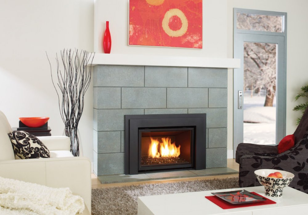 Modern Fireplace Tile Surrounds | FIREPLACE DESIGN IDEAS