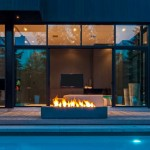 Modern Outdoor Fireplace Inserts