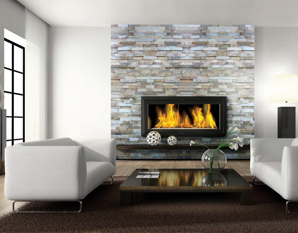Modern Stone Fireplace Mantels FIREPLACE DESIGN IDEAS