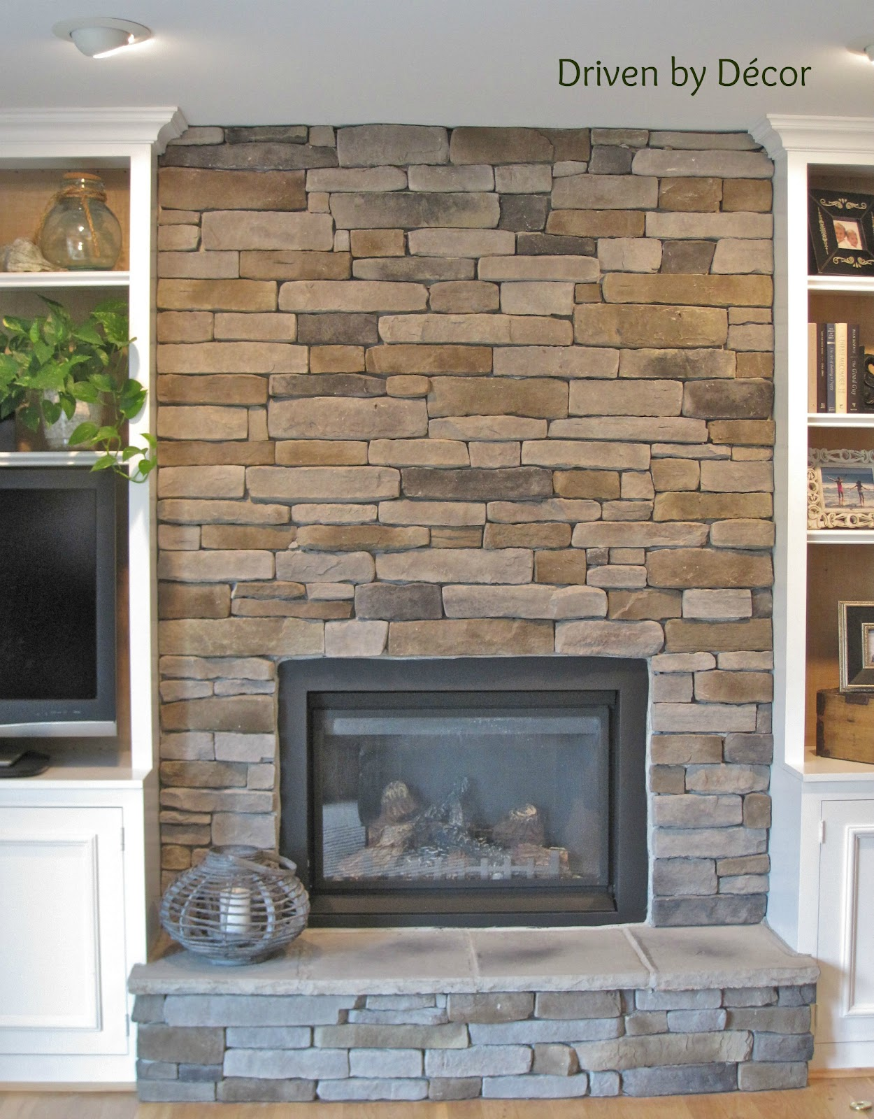Natural Stone Fireplace Hearth Fireplace Design Ideas