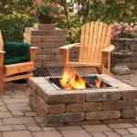 Outdoor Brick Fire Pit Ideas