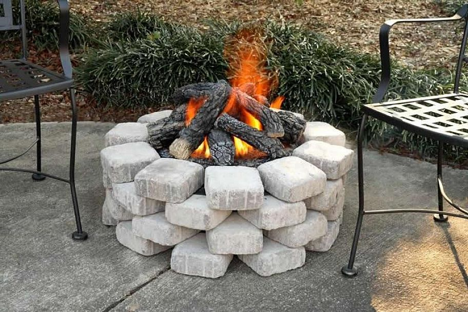 Some intelligent and helpful outdoor fire pit designs for Porch fire pit ideas