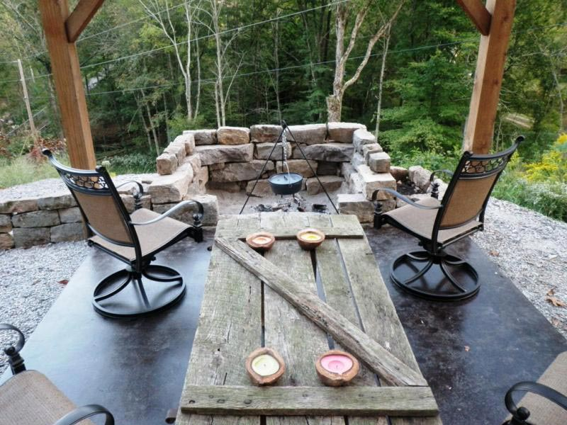 Outdoor Fire Pit Ideas Designs