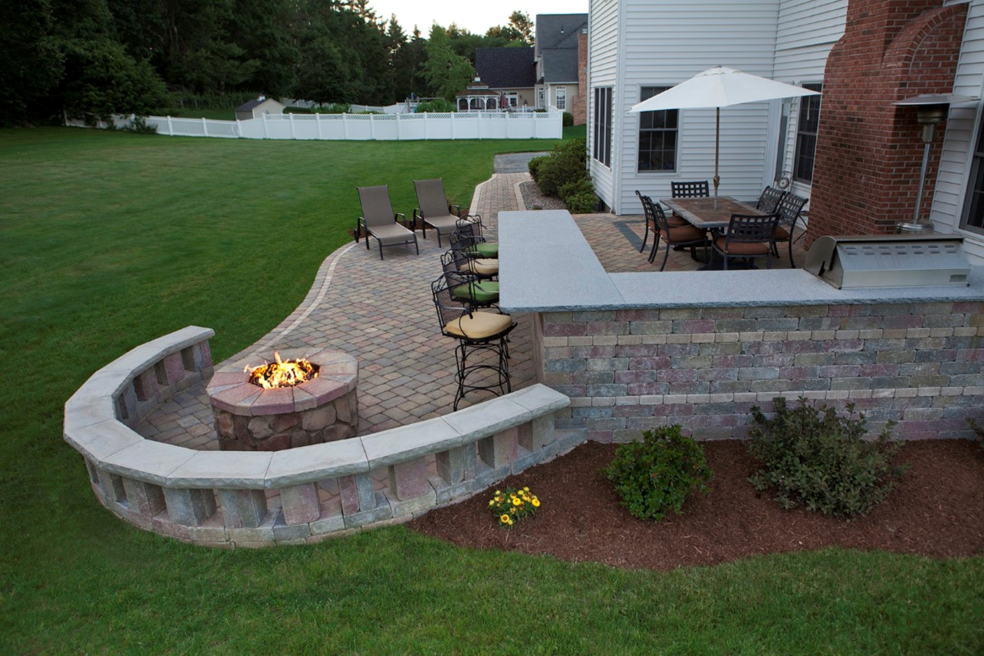 garden design with outdoor fire pit designs brick fireplace design ideas with how to build a - Outdoor Fire Pit Design Ideas
