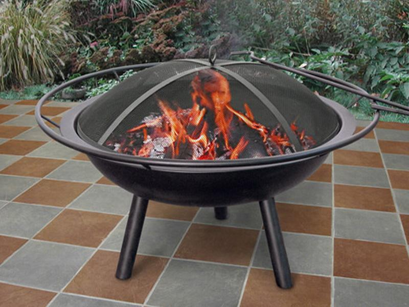 Portable Fire Pit : Portable outdoor fire pit ultimate choice for camping and