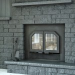 Painting Brick Fireplace Grey
