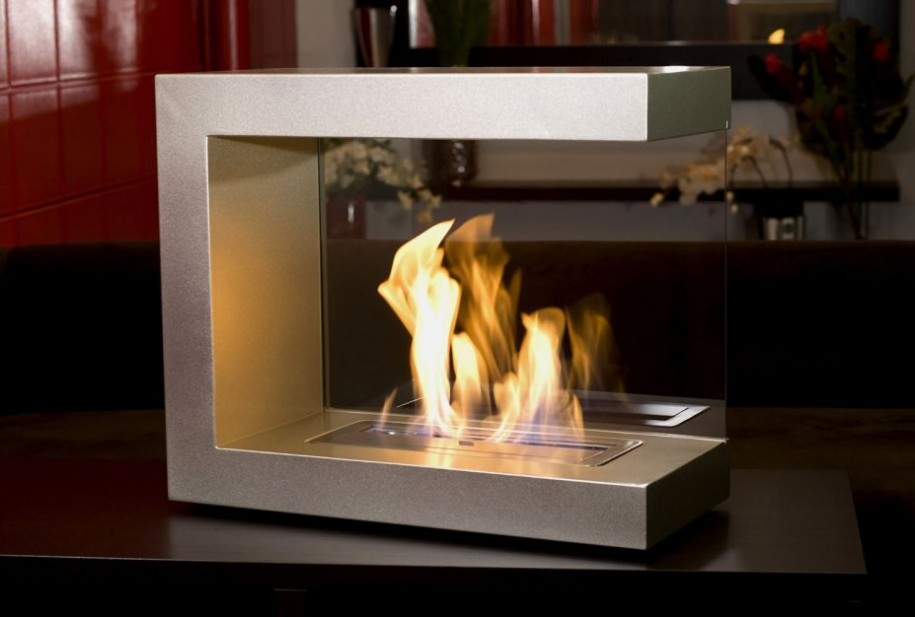 Portable Electric Fireplace Indoor