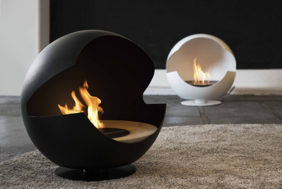 Portable Fireplace Indoor Electric