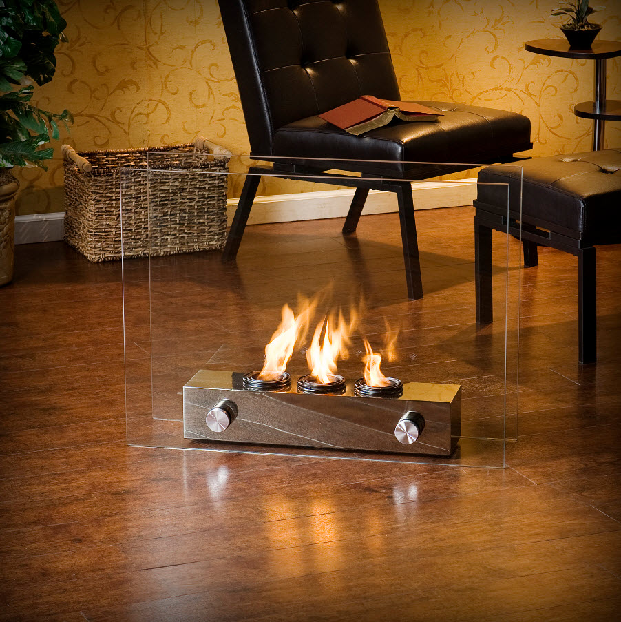 Portable Indoor Electric Fireplace
